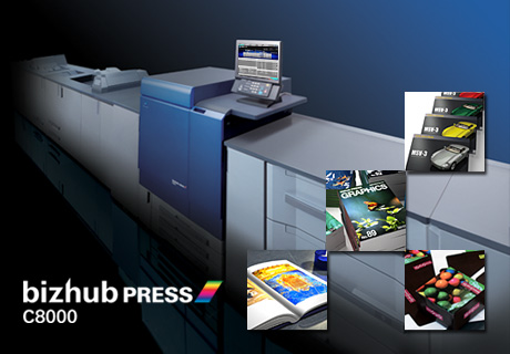 Digital commercial print equipment for Canton, Akron, Youngstown, Toledo and Ohio