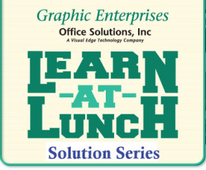 learn at lunch logo